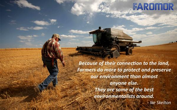 Faromor On Twitter Farmers Do More To Protect And Preserve Our