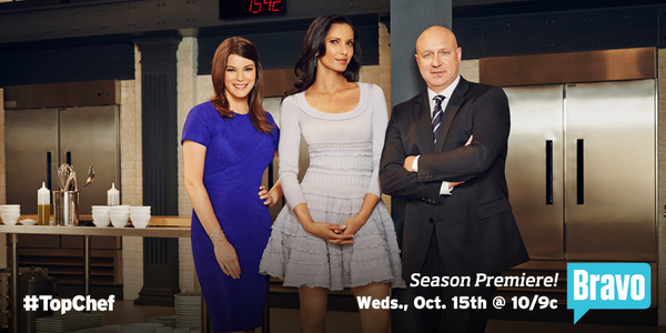 Watch out, #Boston. #TopChef is coming for you! The new season heats up this Wed., Oct. 15th @ 10/9c. http://t.co/vX7uDiN158