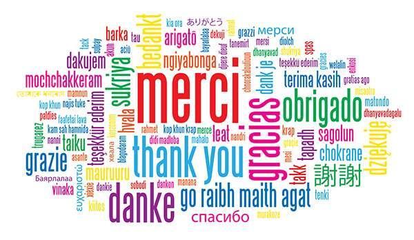 """Résultat de recherche d'images pour """"merci dans toutes les langues"""""""