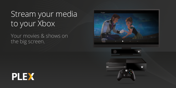 That's right, folks! Plex is coming to Xbox One on Oct 7 and to Xbox 360 very soon. https://t.co/mRkPpUgGVB http://t.co/W2Z7UjFG1h