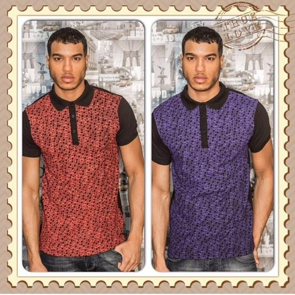 RT @Intensemenswear: Buy 1 get 1 free on the rose polo till midnight tonight http://t.co/lCtZlXwoOR purchase 1 and receive another free RT …