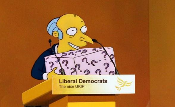 RT @Unnamedinsider: Vince Cable sets out his alternative to Con/Lab policies in his speech earlier today #LibDems http://t.co/9HS8SLkgTD