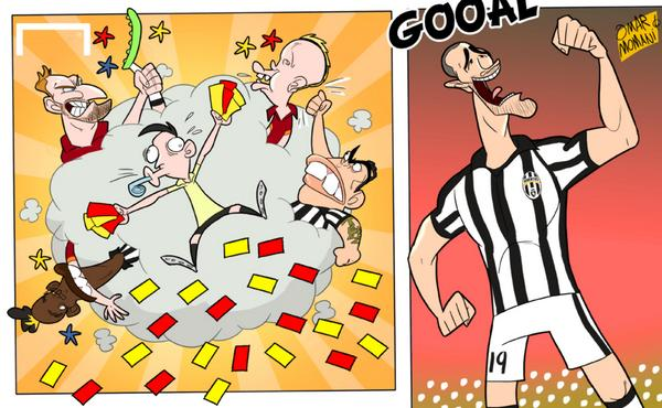 Juventus come la Royal Rumble