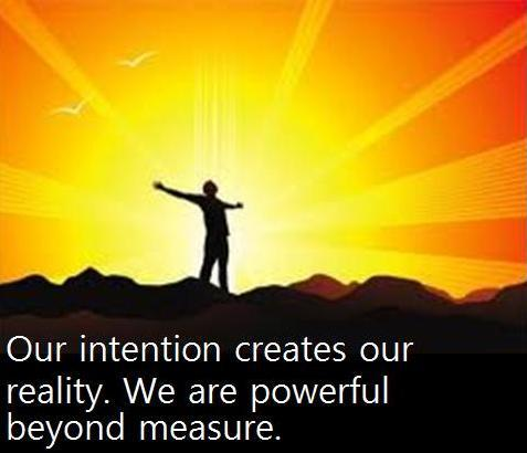 Image result for positive intentions