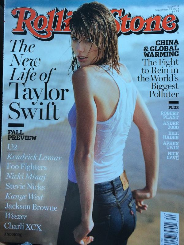 Giving away one copy of @taylorswift13 @RollingStone magazine! Will post giveaway entry form once it gets 200 RTs! :) http://t.co/QbXm28ecbs