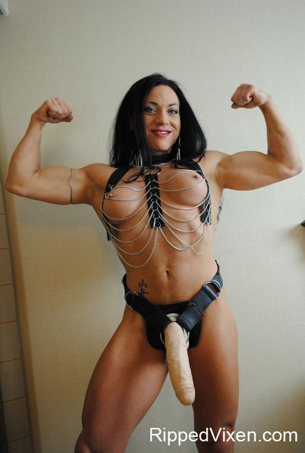 Female muscle domination stories cheaply