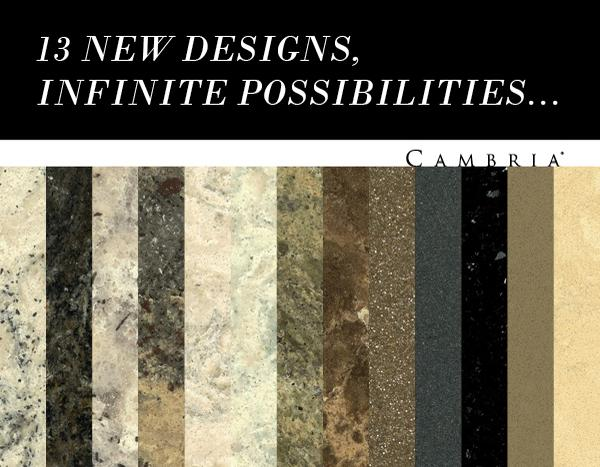 Charmant Swing Into Our Showroom For A Sneak Peak At The 13 New @CambriaQuartz  Counter Top Designs!! #quartzcountertopspic.twitter.com/DUtkrs2x8z