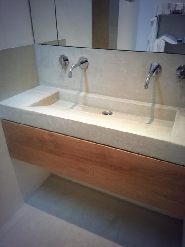 marvin on twitter beal mortex color de trend op het gebied van decoratief waterdicht stucwerk badkamer keukenblad vloer trap - Mortex Color