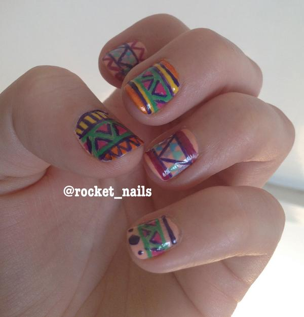 Rocket Nails Rocketnails Twitter