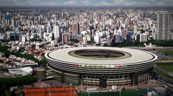 Un nuevo Estadio cubierto asoma en Argentina [Enterate]