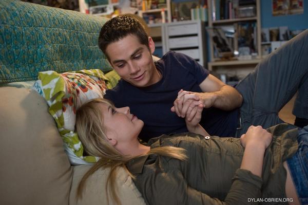 Dylan o Brien och Britt Robertson 2014 dating