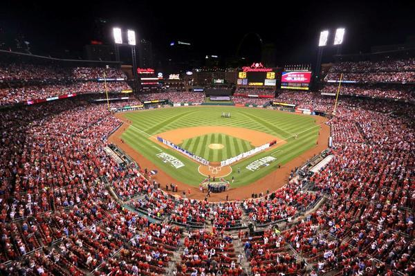 Best field in #MLB #STLCards #STL #CardinalNation http://t.co/B8WsS4j8zr