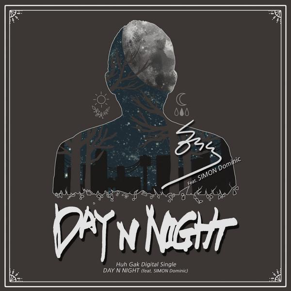 [#허각] 'DAY N NIGHT' Digital Single 음원 공개! 쌈디와 허각의 콜라보레이션! 음원 사이트로 GOGO!   #HuhGak #DAYNNIGHT #데이엔나잇 #각느님 #쌈디 http://t.co/CgmibYhXWW