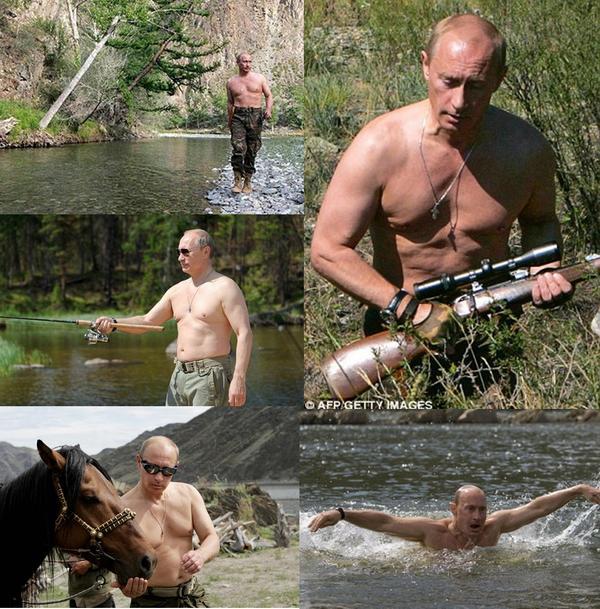 Putin Gay Gallery