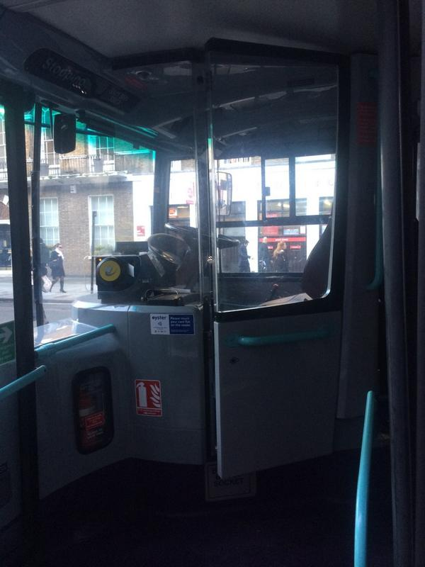 """TechnicallyRon On Twitter: """"Um, So Our Bus Driver Just Got"""