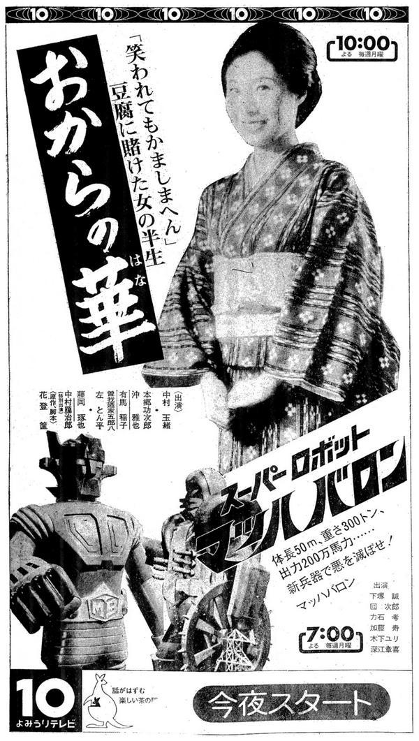 1974年のテレビ (日本)