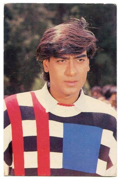 Image result for ajay devgan 90s