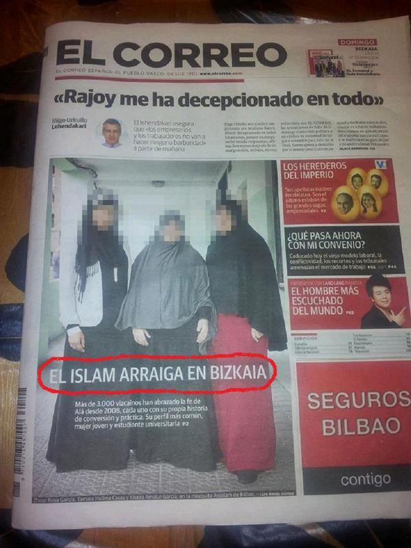 الاسلام يكتسح(بسكاية)
