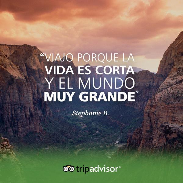 #PorQuéViajo http://t.co/kDMfeDrfxa