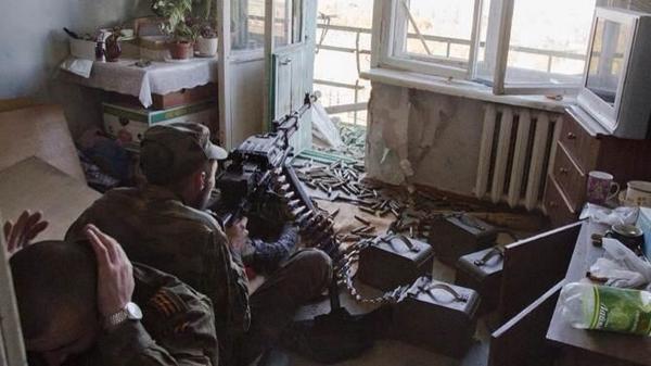 Террористы готовят атаку на Счастье - в направлении города выехал отряд боевиков, - СМИ - Цензор.НЕТ 7201