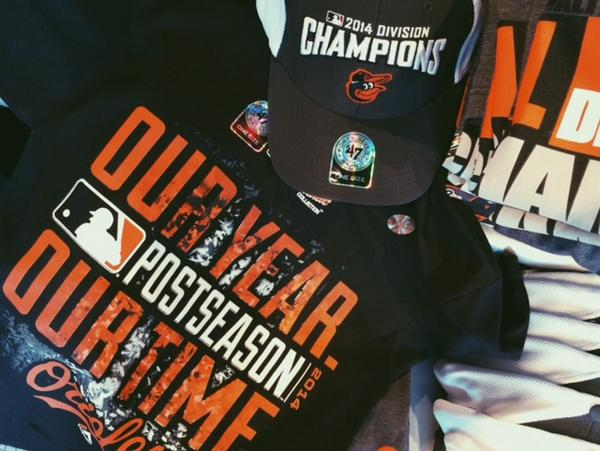 Does your #postseason swag need an upgrade? RETWEET for chance to win Orioles' gear for ALCS! #IBackTheBirds http://t.co/kGSvalYFGx