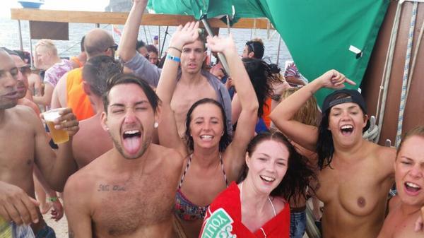 Gay Boat Party Sex Love Porn