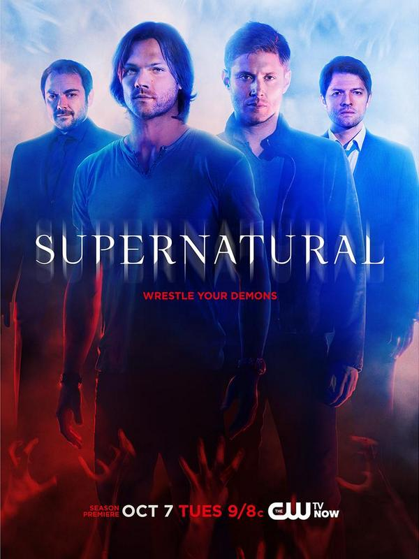 They are back tonight can't wait #Supernatural #SPN #S10 http://t.co/VYGPPVzILV