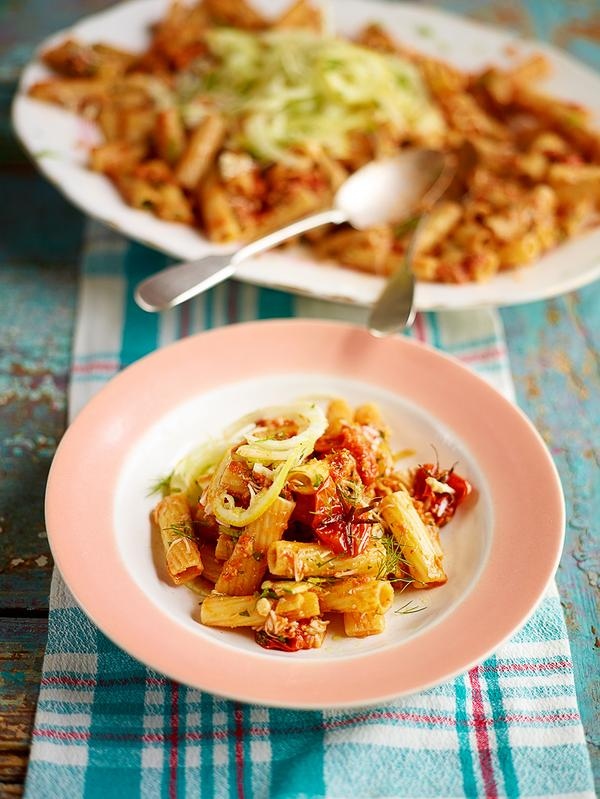 Jamie oliver on twitter recipeoftheday crab rigatoni with a jamie oliver on twitter recipeoftheday crab rigatoni with a fennel lemon salad a delicious quick midweek meal httpth6usfpvqdl forumfinder Choice Image
