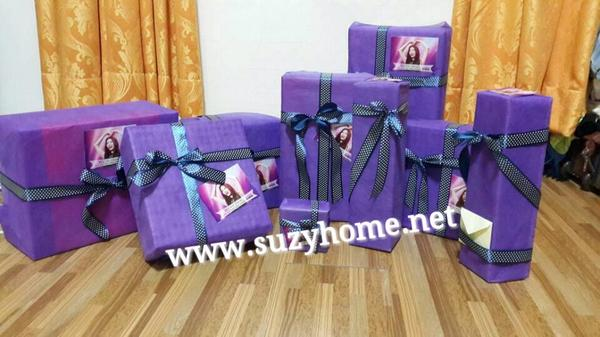 SuzyHome The Birthday Gifts For Suzy Had Been Sent To Company Pictwitter TnTFJO0RnY
