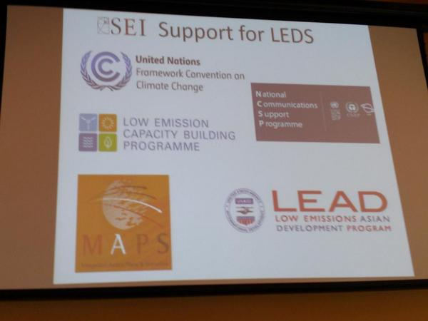 SEI is involved in several key LEDS programs, w/ LEAP software, capacity-building, website: http://t.co/Qd2Hf40Myp http://t.co/I2ZJXXLkQA