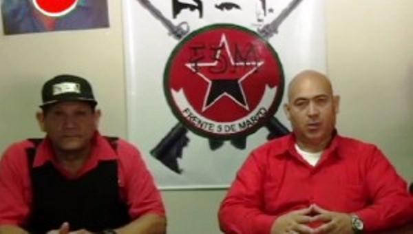Enfrentamiento entre colectivos chavistas y CICPC deja 5 fallecidos - Página 2 BzXRn29CYAACQR8