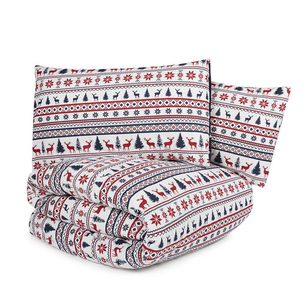 "Primark on Twitter: ""Red + navy + Fair Isle = perfect bedding ..."