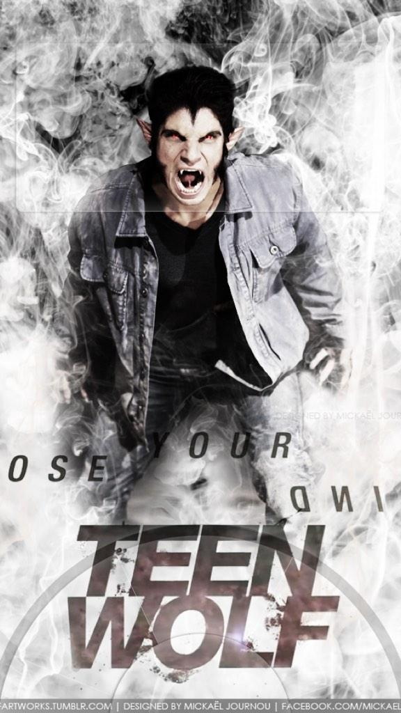Wallpaper Teen Wolf T And