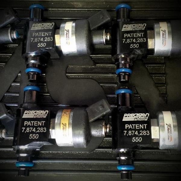 """Precision Turbo Jumper: P.F.I On Twitter: """"This Is What Big Boy Fuel Injectors"""