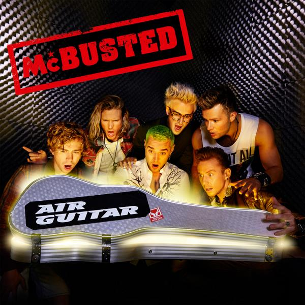 Welcome to the family boys! Very excited to announce @mcbusted's incredible new single Air Guitar #McBustedAirGuitar http://t.co/k4G26obutn