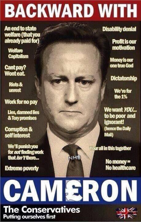 Is David Cameron a moron from the outer reaches of the universe? (Part 2) - Page 5 BzYKcT8CEAISLZY