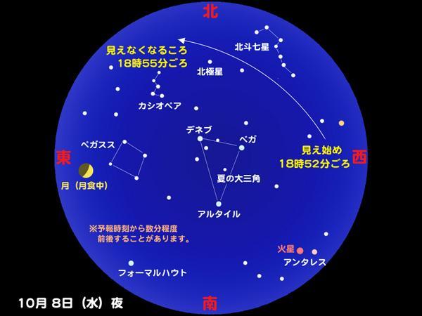 そして、なんと月食中に宇宙ステーションが通過します。月食に見とれて、見逃して「げー、ショック」© @DrBkStar にならないよう、お見逃しなく(^^)/~ http://t.co/fOqOcaaiNJ