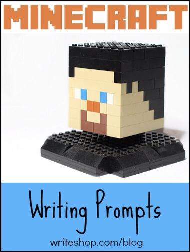 "@rachaellehr: Minecraft writing prompts http://t.co/nJHDD2VhzO http://t.co/926VC5yZIv"" love it! #ulearn14"" @kathturley"