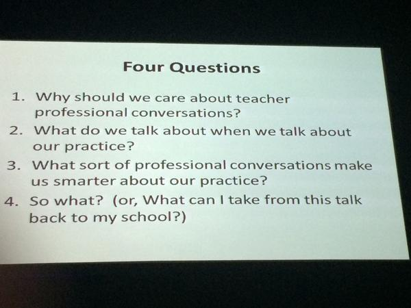 This is what we are covering with Adam Lefstein in this keynote / exciting #ulearn14 http://t.co/3vqcLb31kJ