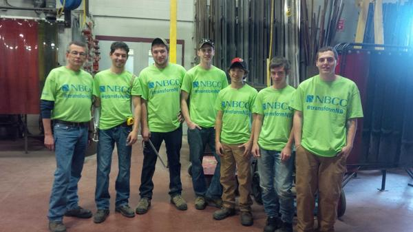 #mynbcc check out our welders for #transformNB http://t.co/ebYdfv5PuM