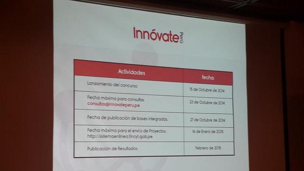 Thumbnail for #InnovatePerú