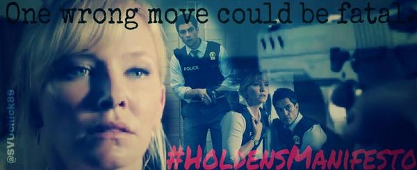 So freakin excited 4 #SVU #HoldensManifesto #BeAfraid @Mariska @warrenleightTV @KevinGFox @jillabbinanti