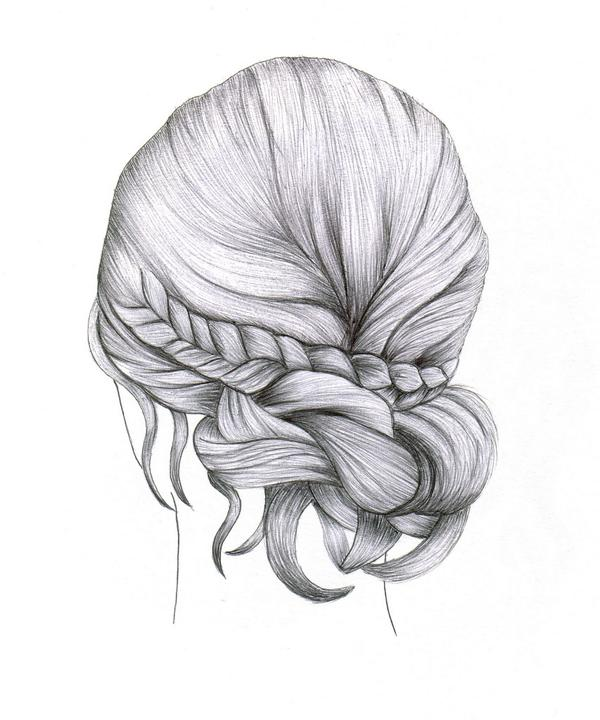 Laura Macfarlane On Twitter U0026quot;Bridal Hair Illustration #illustration #bridal #wedding #bride # ...