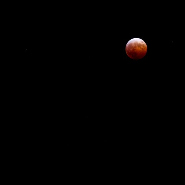 Relive The 'Blood Moon' With These Dazzling Lunar Eclipse Photos