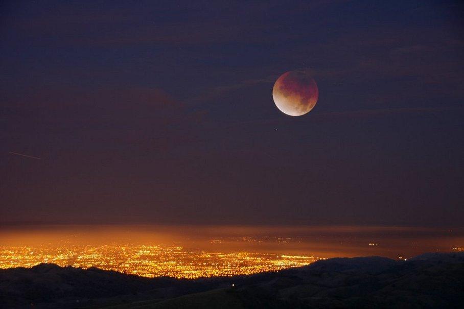 nasa blood moon 2017 - photo #24