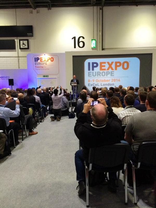 #Web2050 Sir Tim Berners-Lee shares his vision for the future and opens #IPExpoEurope 2014 http://t.co/PrRHQfNJUF