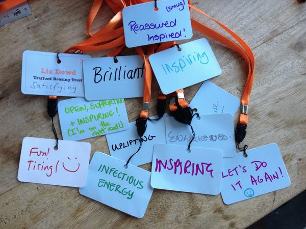 The feedback from #ConnectedHousing14 #nice #visceral http://t.co/Q3xOUVP1zV