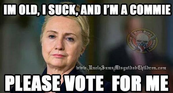 Hillary Clinton Old Meme