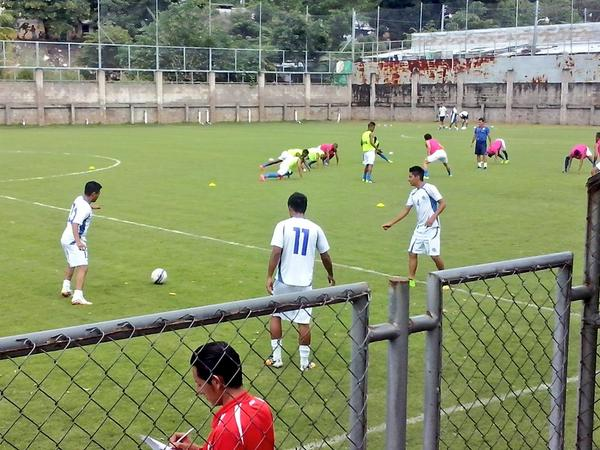 Sub21: Juegos amistosos contra Cuba en octubre del 2014. [Resultados 1-2 y 1-1] Bzb4TWMCYAACI9m