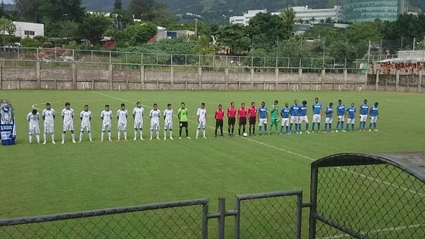 Sub21: Juegos amistosos contra Cuba en octubre del 2014. [Resultados 1-2 y 1-1] Bzb6oFyIcAAureO
